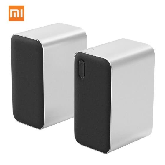 Xiaomi BT Speakers Computer Wireless Loudspeaker Soundbox Amplifiers Soundbar Portable Stereo Handsfree Music Square Box Mini Spea