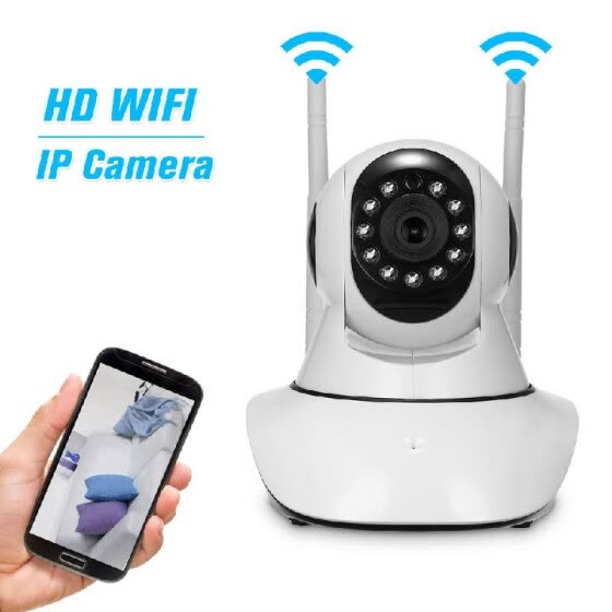 Shop 2019 New 1080P Security Camera WiFi Home Surveillance