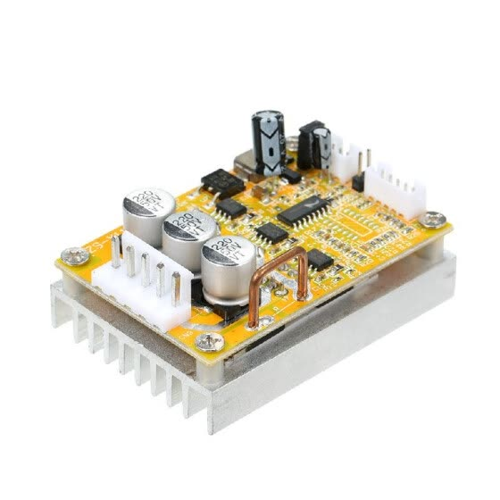 350W 5-36V DC Motor Driver BLDC Brushless Controller Three-phase Motor Accessories  Wide Voltage High Power