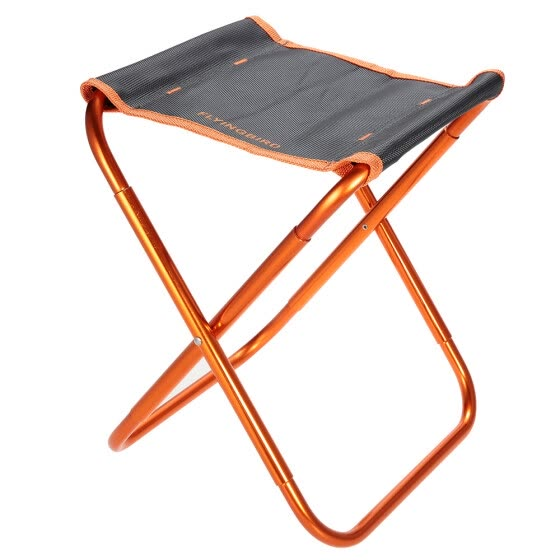 Portable Folding Chair Outdoor Lightweight Foldable Chair Stool for Camping Fishing Beach Picnic Barbecue