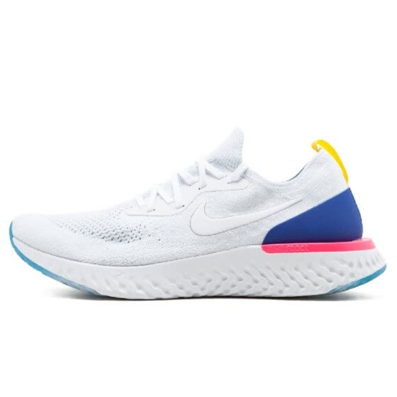 3485f56c2337ad Shop Nike Epic React Flyknit Sneakers Outdoor Running Shoes AQ0067 ...