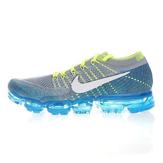 08c10ddeb326e Original New Arrival Authentic Nike Air Vapormax Flyknit Men's Running Shoes  Sport Outdoor Sneakers Breathable 849558
