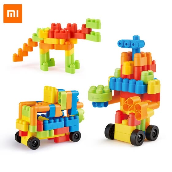 Xiaomi mitu Hape80 flexible building blocks