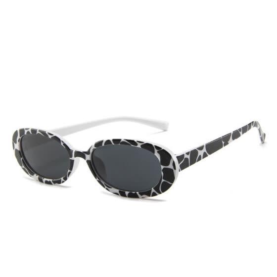 4c71e2639f7 Fashion Oval Sunglasses Women Brand Designer Small Round Sun Glasses For  Women Gift Shades UV400