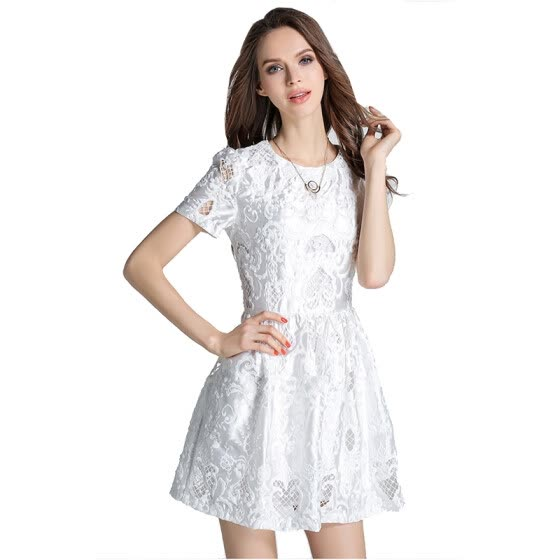 bc30dad4a1 Shop New arrival of woman clothes Summer 2016 Dress Fashion style ...