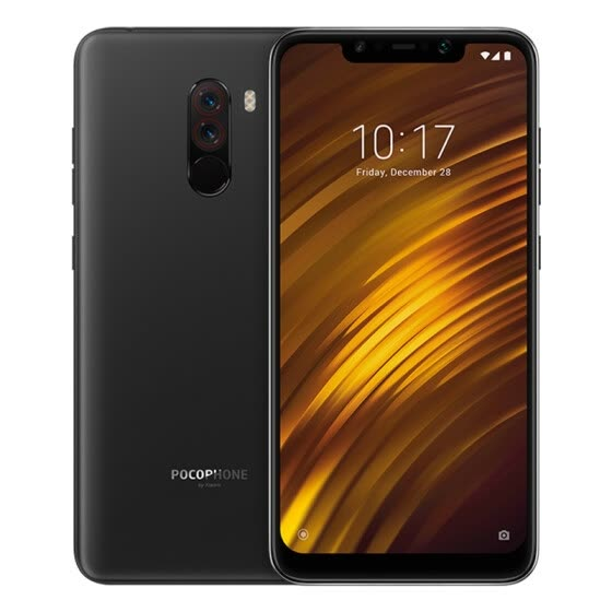 In Stock Global Version Xiaomi POCOPHONE F1 6GB 128GB Snapdragon 845 6.18 Screen LiquidCool 20MP Front Camera Quick Charge 3.0