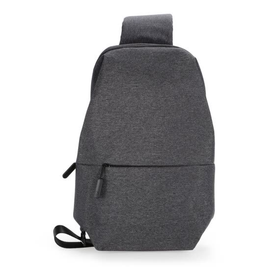 Xiaomi Backpack Sling Bag Leisure Chest Pack Small Shoulder Type Unisex Rucksack Crossbody Bag 4L Polyester hold 7 inch tablet PC