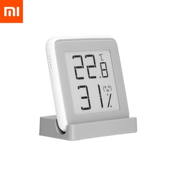 Xiaomi MiaoMiaoCe E-Link INK Screen Digital Moisture Meter Thermometer Temperature Humidity Sensor LCD Screen