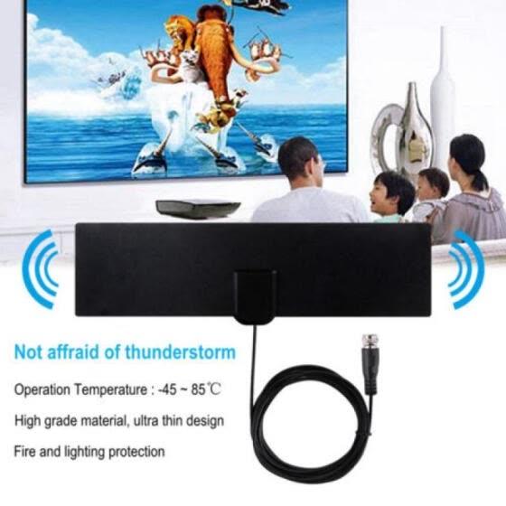 Shop US Digital TV Antenna Signal Amplifier Booster Free TV
