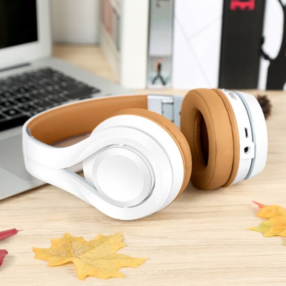 2620c4283e4 2016 New Nubwo S1 4.1 Bluetooth Headphone with Microphone 3.5mm Wireless  Headset Stereo Earphones Auriculares