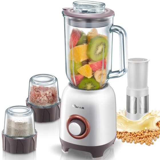 Bear (Bear) LLJ-A12A1 Multi-functional Electric Food Processor, Meat Grinder/Mixer/Juicer/Soymilk Machine