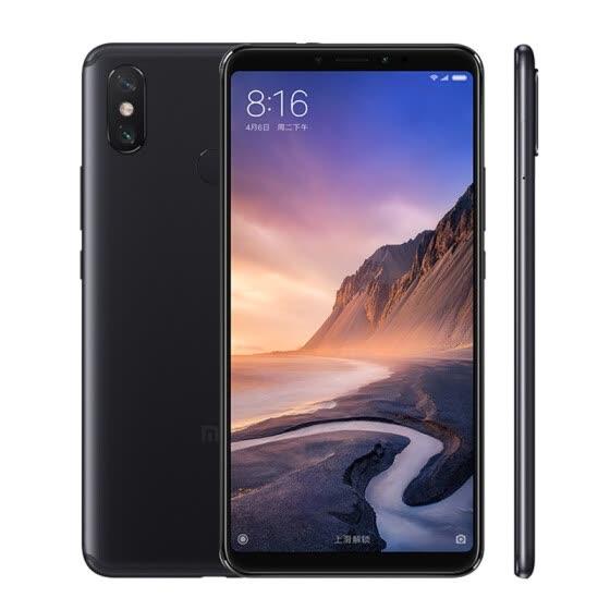 "Глобальная версия Xiaomi Mi Max 3 4GB 64GB Smartphone 6.9 ""1080P Full Screen Snapdragon 636 Octa Core 5500mAh QC 3.0 AI Dual Camera"