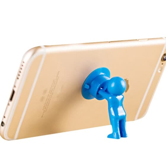Mzxtby Universal Cute 3D Man Hercules Phone Holder Villain Stand Supporter For IPhone For Samsung Xiaomi