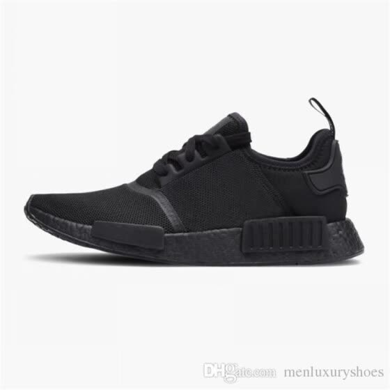 9f99193cd3674 2018 Wholesale R1 Shoes Discount Cheap Japan red gray NMD Runner R1  Primeknit PK Low Men s