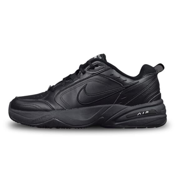watch 970b4 6529e Nike Air Monarch The M2K Tekno Men s And Women s Running Shoes All Black  415445-001
