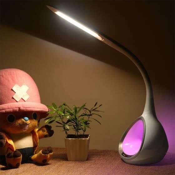 Neillien T5led Table Lamp Desk, Colorful Desk Lamps