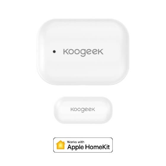 Shop Koogeek Door / Window Sensor Work with Apple HomeKit No