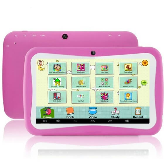 Table 7 Inch Quad Core Kids Children Tablet PC 8GB RK3126 Android 51 MID Dual Cam