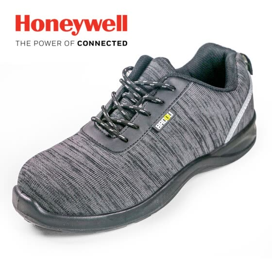 Honeywell labor insurance shoes SHBS00102 safety work anti-smash anti-static light and comfortable breathable anti-puncture sports men and women 35