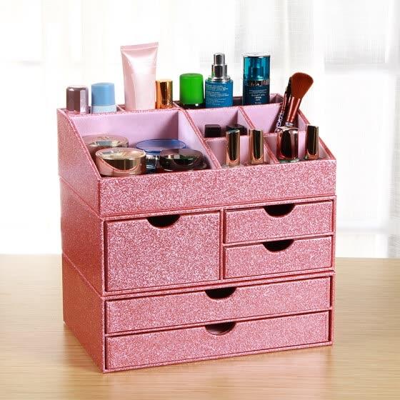Cosmetics Storage Box Large Makeup