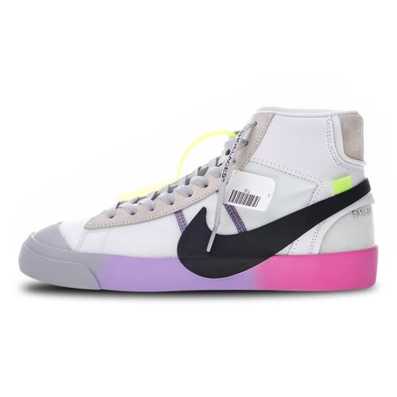 WomenMen For Sale Off White X Nike Blazer Mid 'The Queen