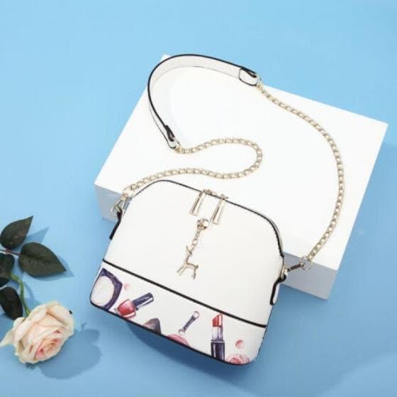 d3b520b1b3da Shop Fashion Women Leather Shoulder Bag Tote Purse Crossbody ...