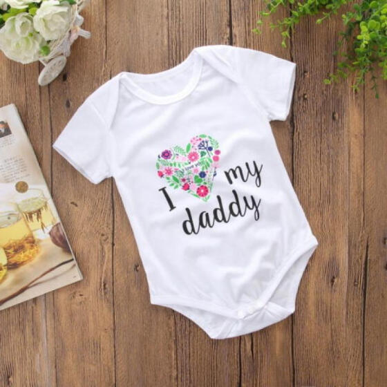 Newborn Baby Boys Girls Romper Bodysuit Jumpsuit Outfits Sunsuit Summer Clothes