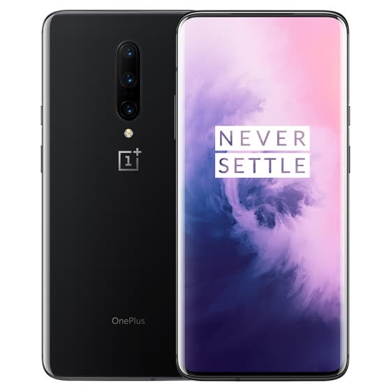 Chinese version OnePlus 7 Pro 2K+90Hz fluid screen 855 flagship 48 million super wide angle three camera 8GB + 256GB star fog blue full screen camera game mobil
