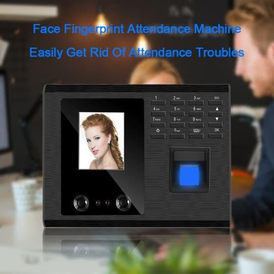 Shop Fingerprint Biometric Face Facial Recognition Attendance System