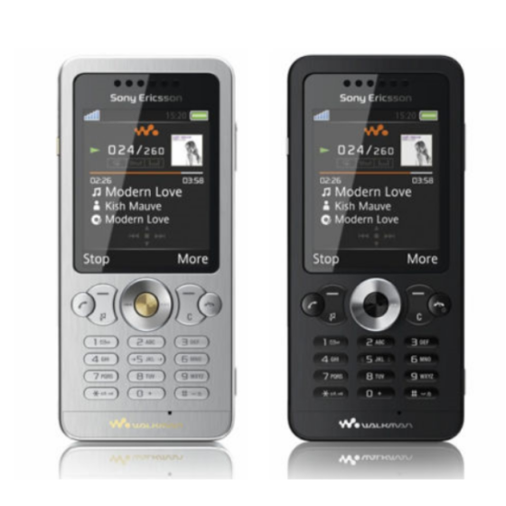 Original Sony Ericsson W302C Mobile Phone Full Set