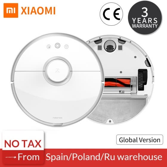 Shop Global Version New Original Xiaomi Roborock Robot