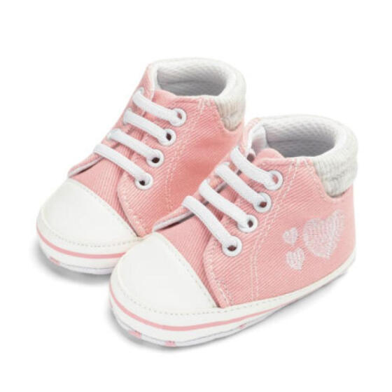 Toddler Girls Boys Shoes Kids Sport Sneakers Children Baby Canvas Shoes New