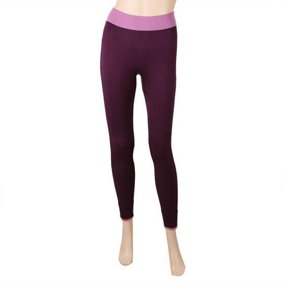 34bcdab0e5 JNTworld Women Yoga Running Elastic Sport High Waist Pants Leggings Fitness  Gym Trouser