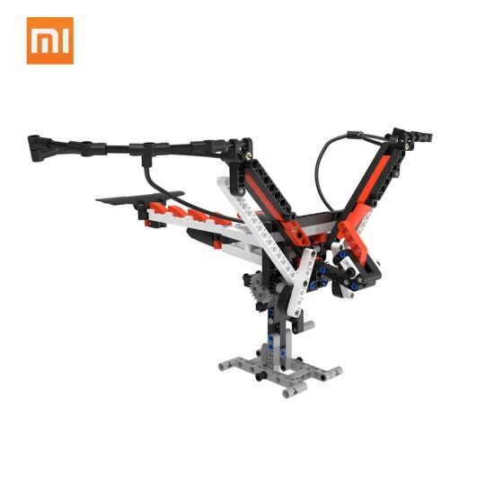 Xiaomi Mitu Training Bricks Building Blocks for Kids Birthday Gift DIY Educational Creative Toys For 6 Years Old Children Eco-Frie