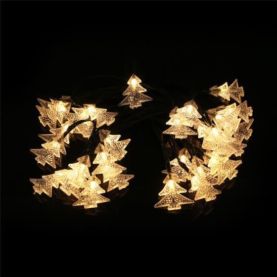 Ay Hq220 2m 20 Led árboles De Navidad Luces Para La
