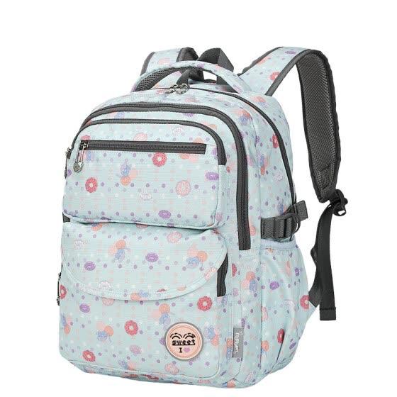 d125782f04 MOMOgirl Shoulder Bag Female Korean Tide Cute Bags Middle School Students  Junior High School Students Backpack