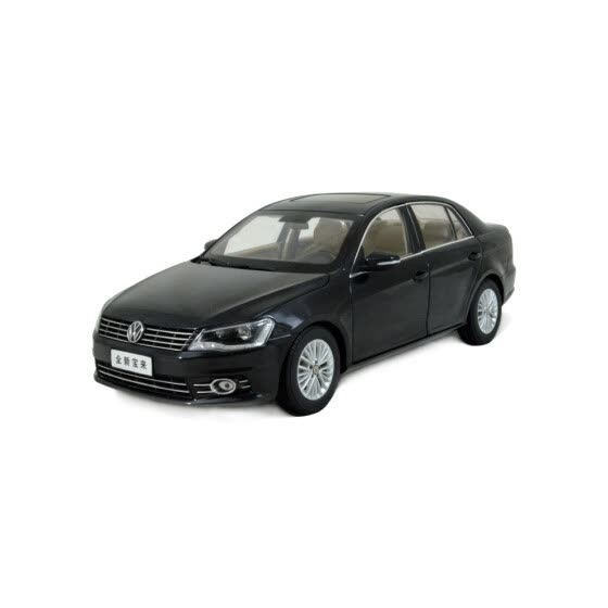 масштаб 1:18 VW Volkswagen New Bora 2012 черный