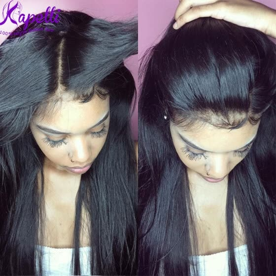 9A Lace Front Brazilian Full Lace Human Hair Wigs for Black Women Straight  Human Hair Wigs bcc8b2d2d5