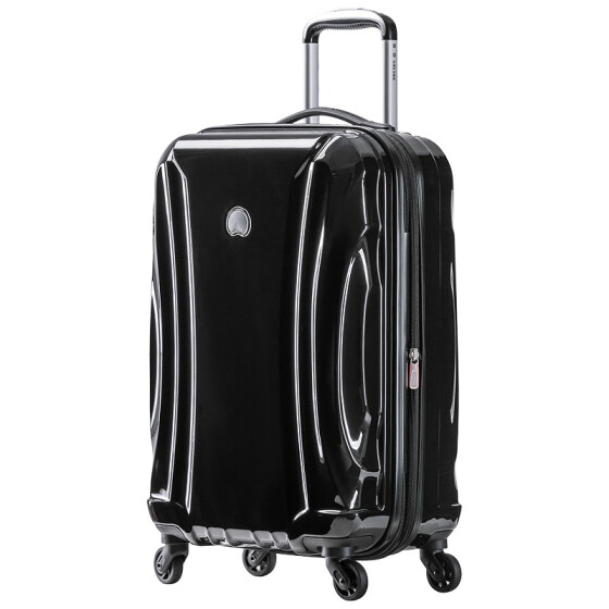 Trolley Gift Suitcase Male and Female Password Universal Wheel Suitcase 22 inch Color : Red