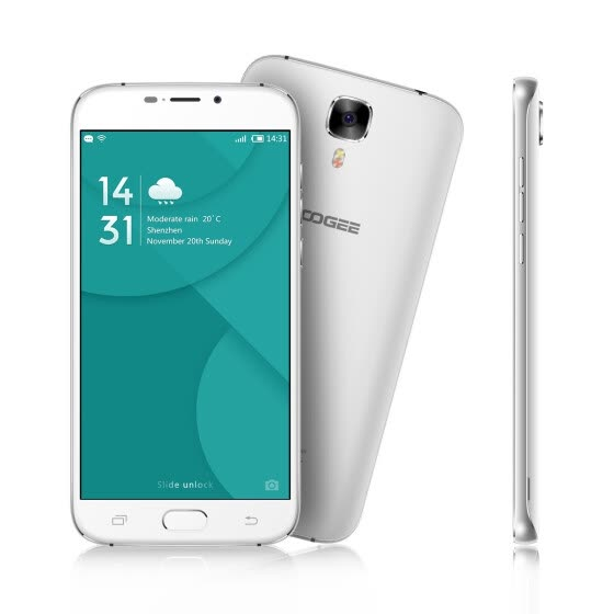 DOOGEE X9 Pro Smart phone,white
