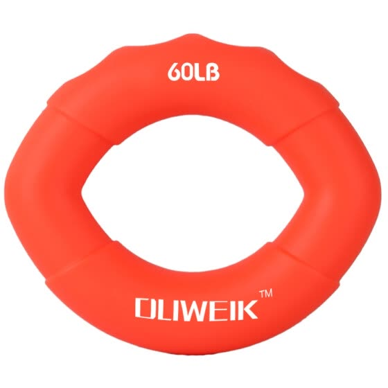 DLIWEIK 60 LB Hand Grip Wrist Training Expander, Red