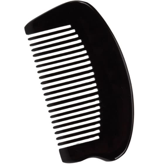 Plateau boat MX11 combs natural horns comb bag combs birthday gifts creative gifts send girls gifts box