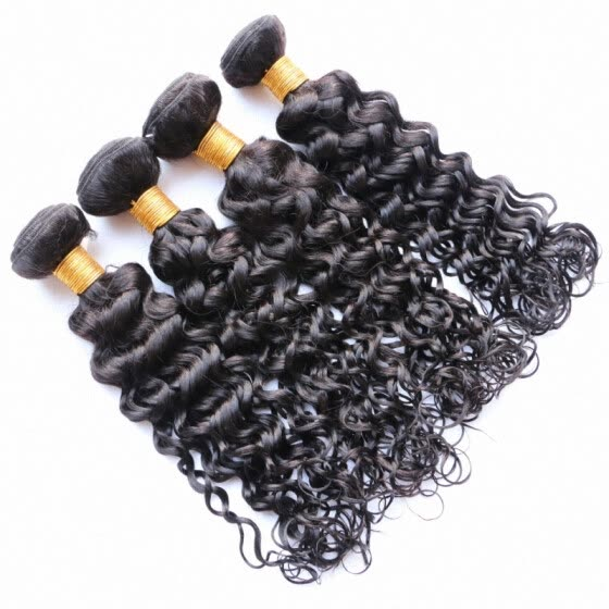 Malaysian virgin hair weaves 4 pieces unprocessed malaysian italian curly virgin hair bundles cheap remy 100% human hair weave