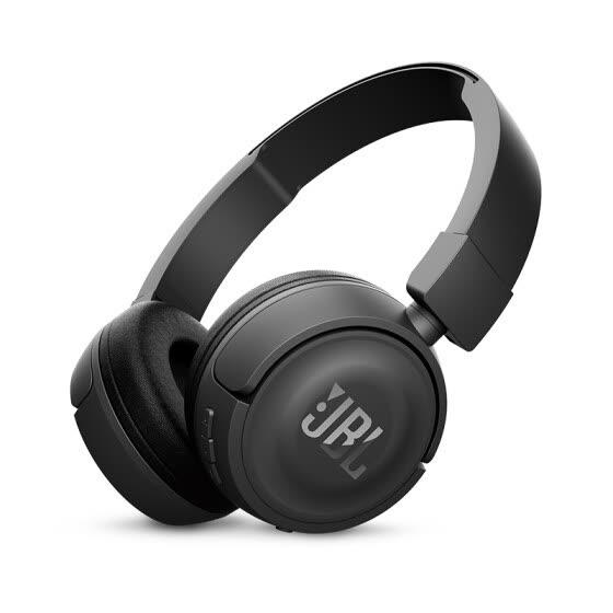 4a09a6e4aa7 Shop JBL T450BT Wireless Bluetooth Headset with mic Online from Best ...