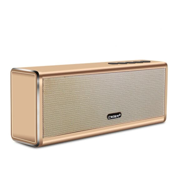 Wireless Bluetooth Speaker computer portable outdoor metal sound card U disk car subwoofer German cannon