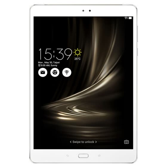 ASUS ZenPad 3S 10 enjoy the version of Tablet PC 9.7 inches (narrow frame metal body 2K screen 6 nuclear 4GB memory 64GB storage fingerprint identification silver) Z500M