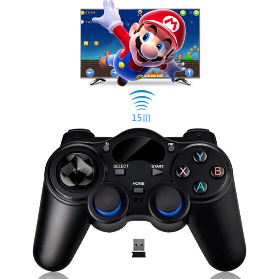 GPD Wireless 2.4GHz Gamepad Joystick Game Handle Controller For Android TV Box Tablet PC Mobile Phone GPD Game console