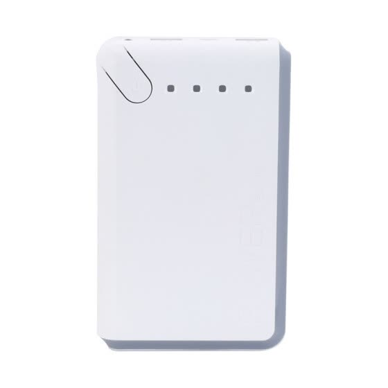 Portable Charger 20000mAh Power Bank USB Battery Pack 2.0 USB Ports Li-polymer Battery External Battery For Smartphones Gray