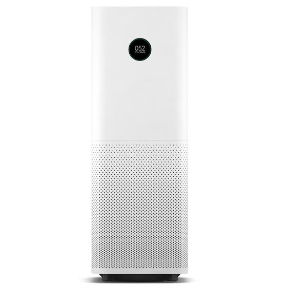 MIJIA millet air purifier pro home bedroom mute intelligent anti-bacterial formaldehyde formaldehyde haze dust PM2.5 haze table screen display