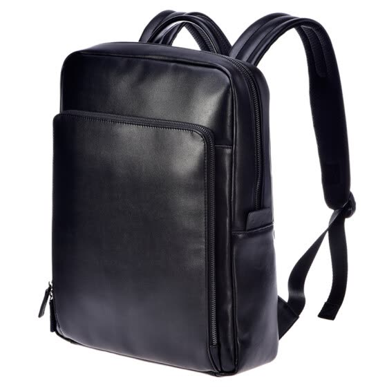 Shop Mi 90 Ecological Chain Laptop Backpack Pu Bag Black Online